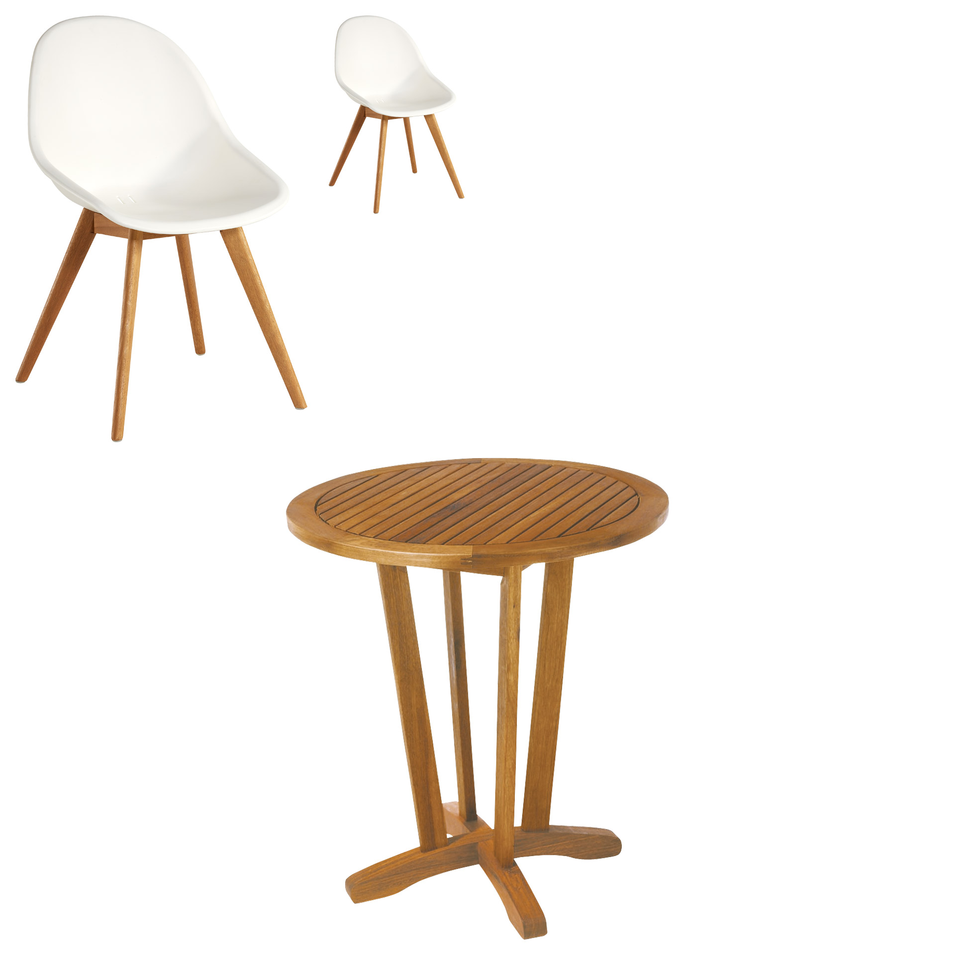 gartenm bel set safari palmas 1 tisch 2 st hle wei gro e auswahl top angebote. Black Bedroom Furniture Sets. Home Design Ideas